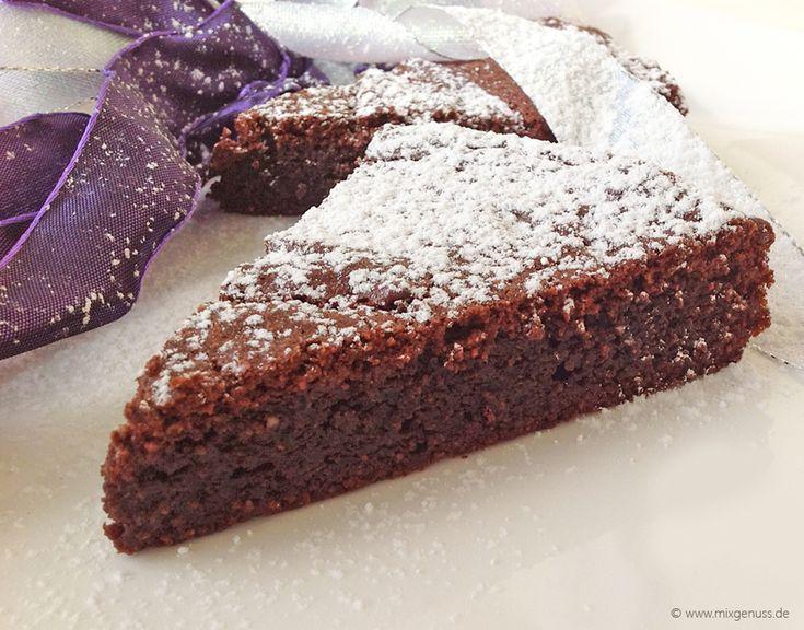 Schokoladenkuchen   Mix genuss, Schokoladen kuchen, Thermomix kuchen