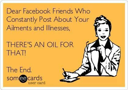 There's an oil for that! Http://www.facebook.com/younglivingeo login#1384271 www.youngliving.org login#1384371