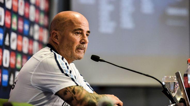 Can Jorge Sampaoli galvanise Argentina's squad of stars?