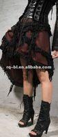Red Queen's Black Legion Gothic Festival Skirt 21224
