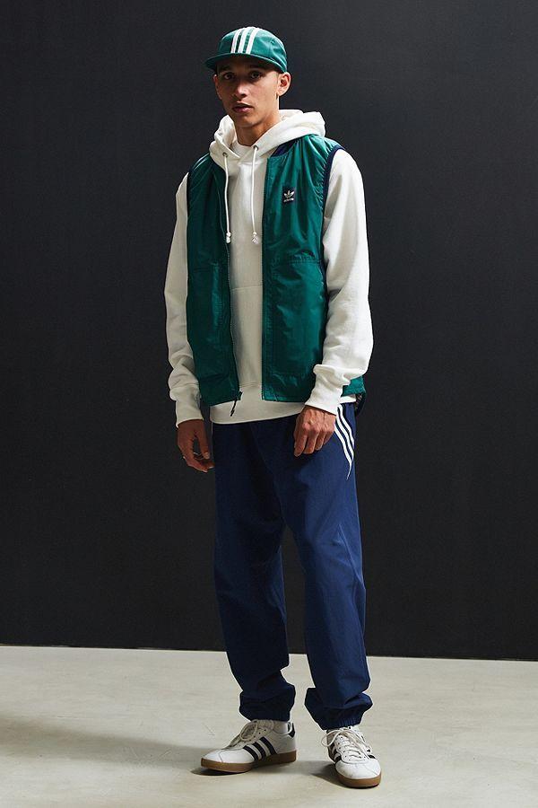 pueblo mezcla infinito  adidas Skateboarding Meade Vest   Adidas skateboarding, Preppy plaid,  Lightweight vest