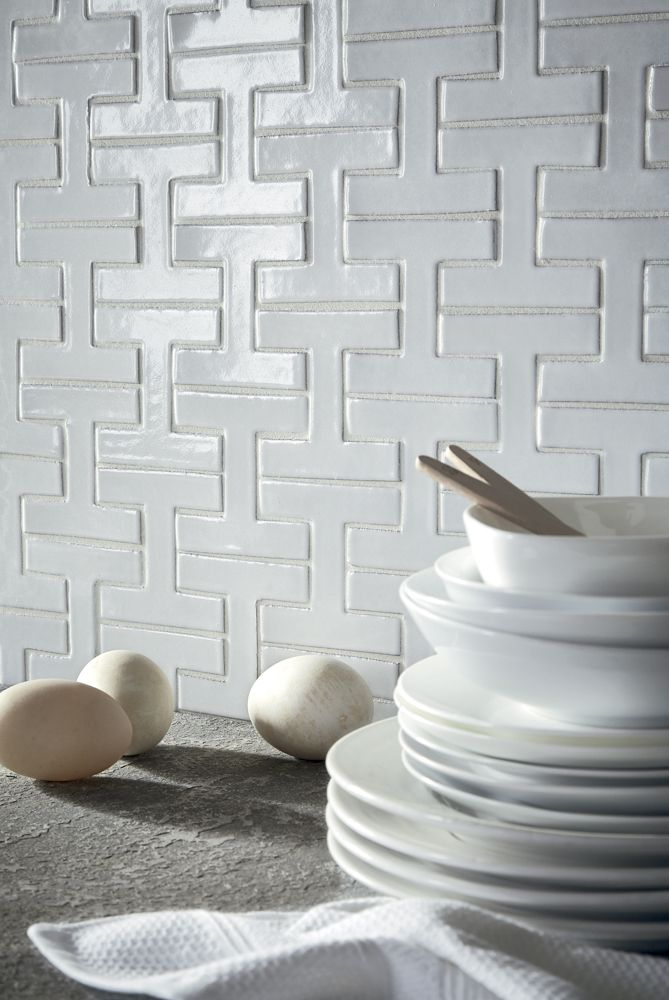 Get Runway Ready with Fashion-Inspired Tile | Fireclay Tile Design and Inspiration Blog | Fireclay Tile