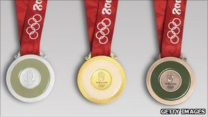 2012 olympic medals | Medal designs vary with each Games: Beijing's featured jade on the ...