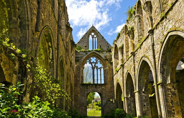 Abbaye-de-beauport © Lilly Bzh - Flickr Creative Commons
