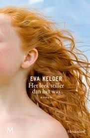 44/52 Het leek stiller dan het was - Eva Kelder - Aanrader!! - http://wieschrijftblijft.com/leesbeleving-april-2016-ii/