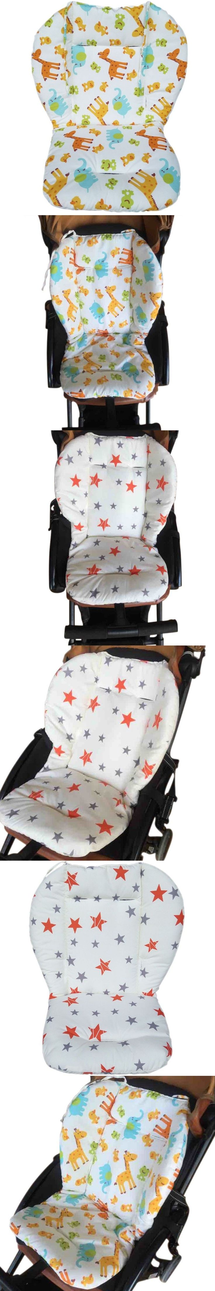 New Universal Car Seat Covers Auto Soft Thick Pram Cushion Car Seat Pad Covers for Baby Kids Children Safe Set Pads