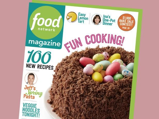 7 best food network magazine images on pinterest magazine food food network magazine april 2017 recipe index from food network forumfinder Choice Image