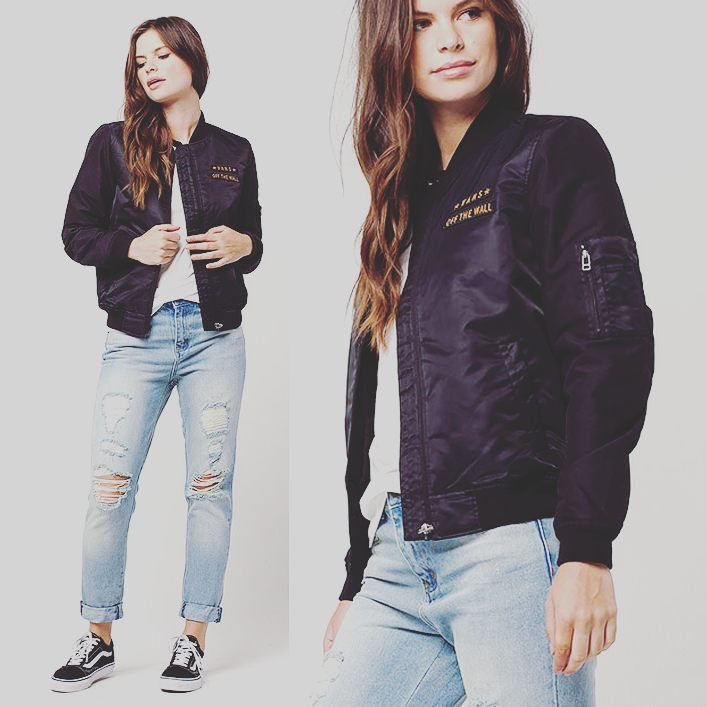 The #VANS Boom Boom II Jacket is now in store #shoposh #limassol