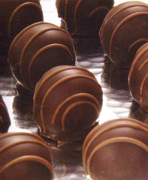 Trufas de Chocolate Rellenas de Naranjas (100 unidades)  Recetas similares Dedalitos de Chocolate Rellenos de Manjar de Lúcum... Rollos de Canela Naranjita Glaseada (50 unidades) Huevos Rancheros (12 porciones)
