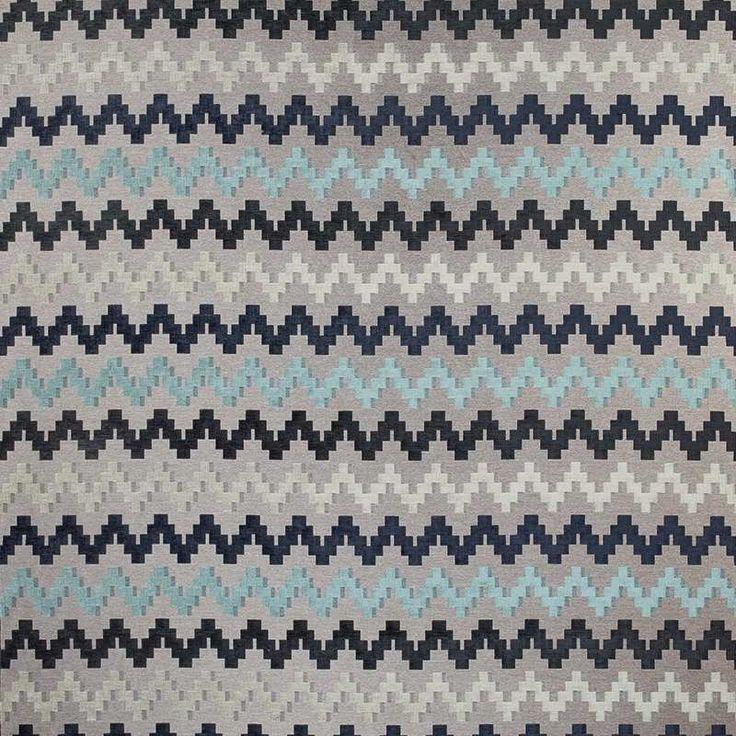 Warwick Fabrics : CERI, Colour OPAL