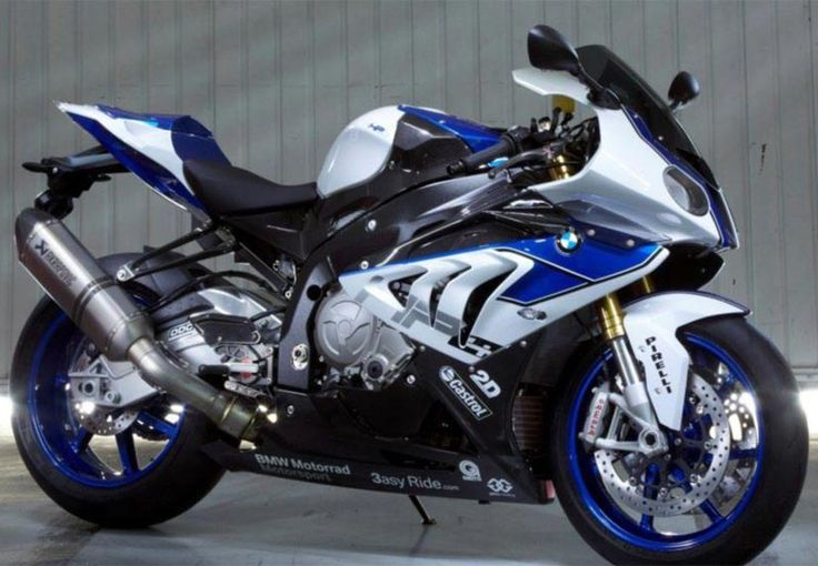 Spotted: 2013 BMW S1000RR HP4 – 20 lbs Lighter w/ BMW's Dynamic Damping Control (Active Suspension)