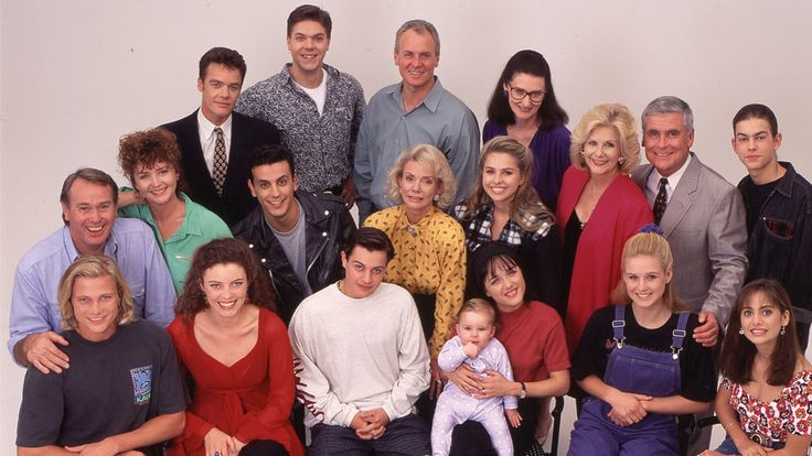 90's Cast #Neighbours #OldSkoolNeighbours