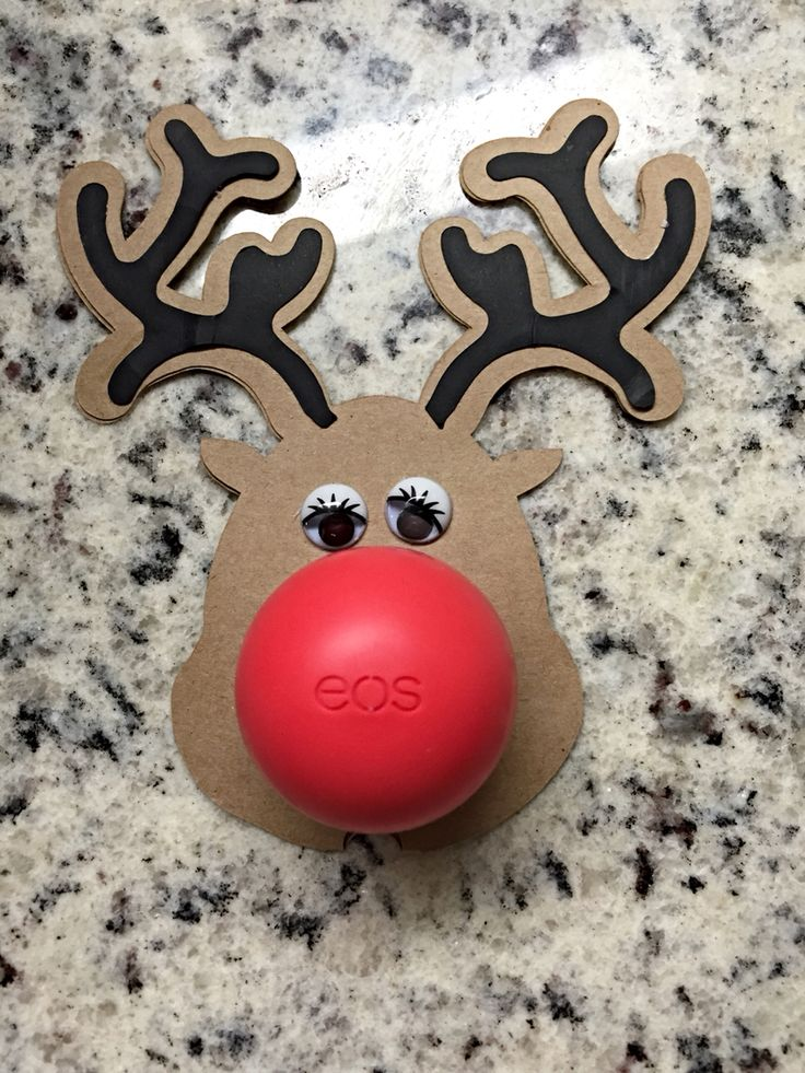 EOS Reindeer stocking stuffers for the teachers