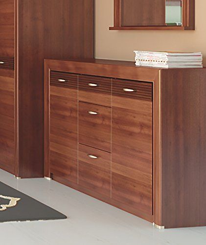 die besten 25 sideboard nussbaum ideen auf pinterest holz holz schl sselhalter f r wand und. Black Bedroom Furniture Sets. Home Design Ideas