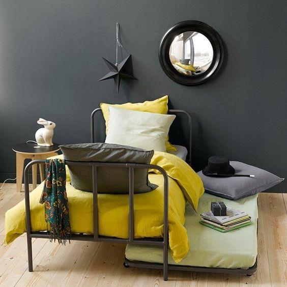 ATELIER RUE VERTE , le blog: Collectif Project Inside / Le lin sublime les couleurs /