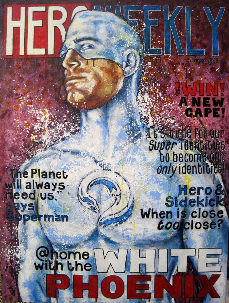 """The White Phoenix"" by Vernon Fourie 