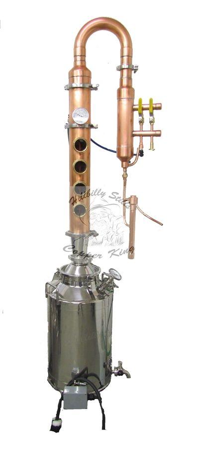 Hillbilly Flute With 13 Gallon Boiler