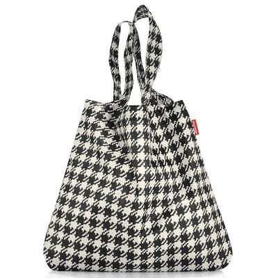 reisenthel Mini Maxi Shopper, Shopping Bag, Carry Bag, fifties black, AT7028 in Clothes, Shoes & Accessories, Women's Handbags   eBay