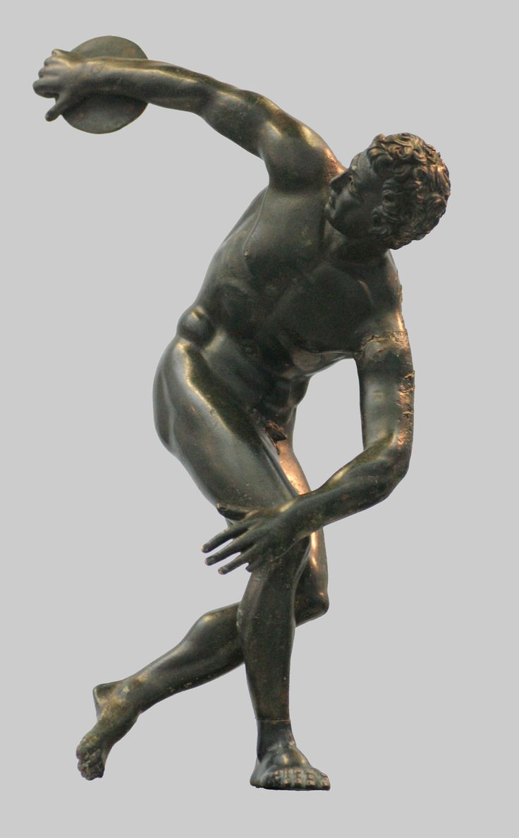 The parthenon the epitome of the doric order - The Diskobolus Of Myron Discus Thrower Greek Diskob Los Is A Greek Sculpture That Was Completed Towards The End Of The Severe Period Bc
