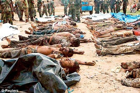 Sri Lanka Tamils Killing India Involved ? PPT