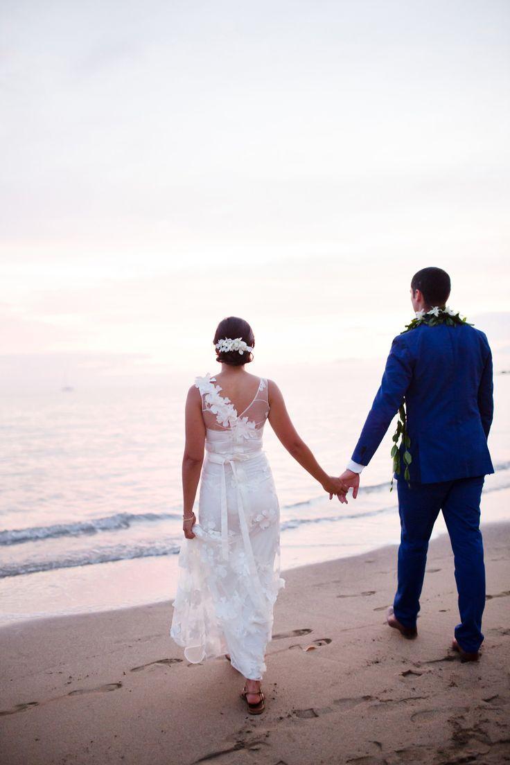 Hawaii Island Destination Wedding At Waikoloa Marriott Resort And Spa