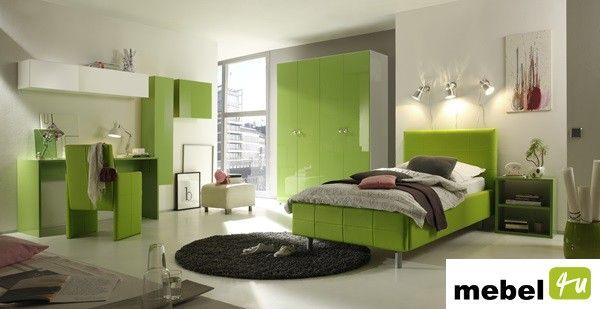 Łóżko STILO z opcją pojemnika na pościel - sklep meblowy