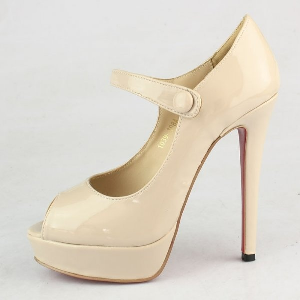 One day you will be mine, oh yes...You will be!Daf Mary, Fashion, Lights Pink, Trav'Lin Lights, Christian Louboutin Louboutin, Mary Janes, Lady Daf, Louboutin Lady, Louboutin Shoes