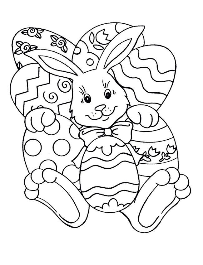 Easter Coloring Page Bunny In 2020 Easter Bunny Colouring Bunny Coloring Pages Easter Coloring Pages Printable
