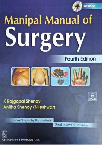 Surgery pdf manipal