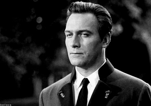 Christopher Plummer aka Captain von Trapp. So handsome for an older man!