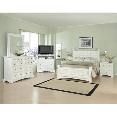 Najarian Furniture Palazzo Panel Bedroom Collection