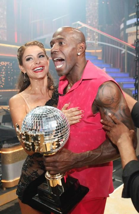 """Driver wins """"Dancing With The Stars"""""""