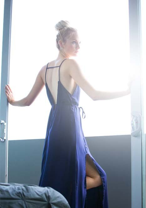 Alysse Dress - Urbanique stunning back features www.urbanique.net