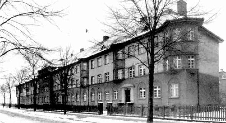 Koenigsberg, Reihenhausgruppe i.d.Steinstrasse, Amalienau