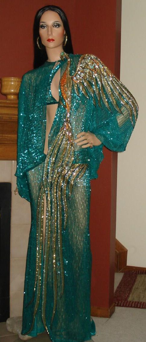 Cher costume by Bob Mackie