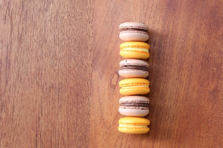 Macarons are always a good idea.  #honolulucoffee #macaronmonday