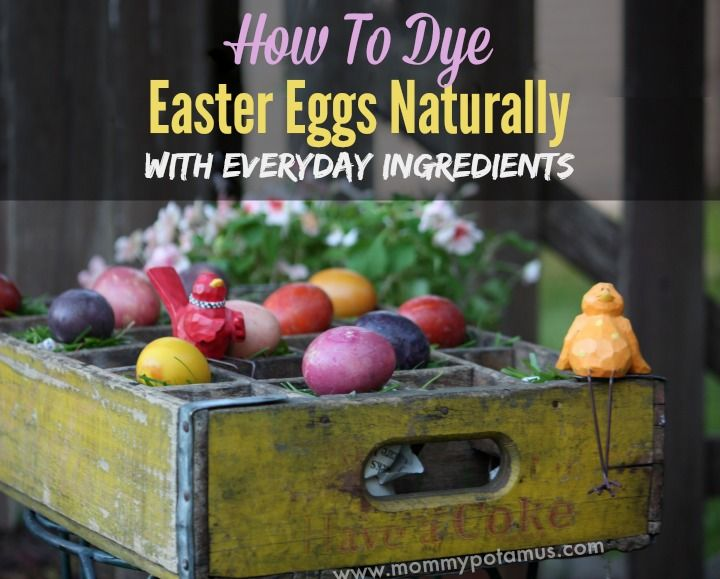 Want to skip Blue #2 and other synthetic food dyes this year? You can still have beautiful, vibrantly colored eggs using items from your kitchen!