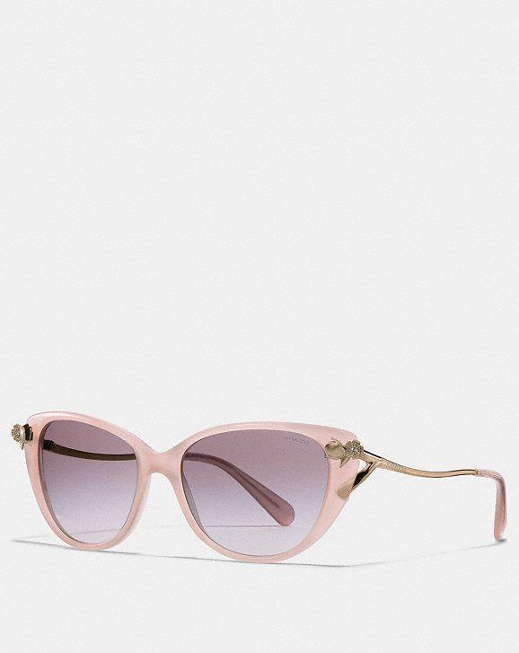 a6302209c2c Coach Tea Rose Sunglasses