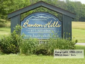 Benton Hills Mobile Home Park In Dalton PA Via MHVillage