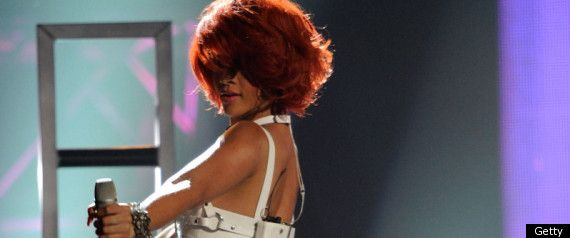 4 moves to get rihanna's glutes...i'm gonna do this...even if she gets back with cb.