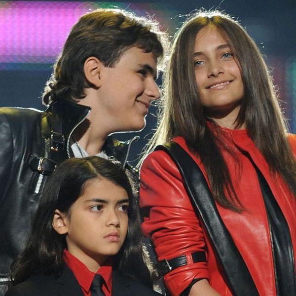 Los hijos de Michael Jackson celebraban sus cumpleaños en solitario - Yahoo Celebridades En Español