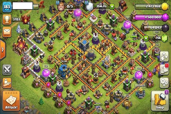 Accounts List Free Coc Acc In 2020 Clash Of Clans Clash Of Clans Free Clash Of Clans Account