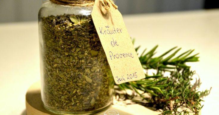 Magiczne dodatki                                           : Herbes de Provence-zioła prowansalskie,przepis.
