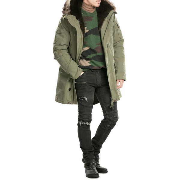 Best 25  Mens parka coats ideas on Pinterest | Mens hooded coat ...