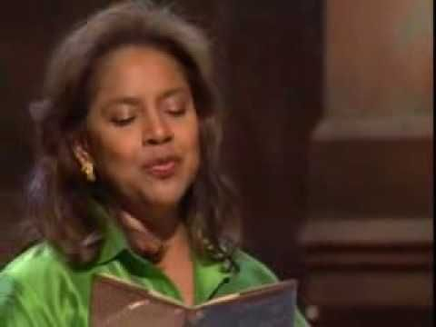 Def Poetry: Phylicia Rashad-  'On Status' (Official Video)
