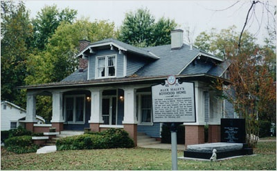 Alex Haley House Museum And Interpretive Center in Henning, Tennessee