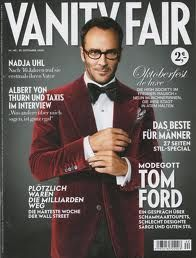 Vanity Fair   Tom Ford #mafash #bocconi #sdabocconi #mooc #m1