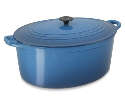 every meal cooks perfect in the Le Creuset