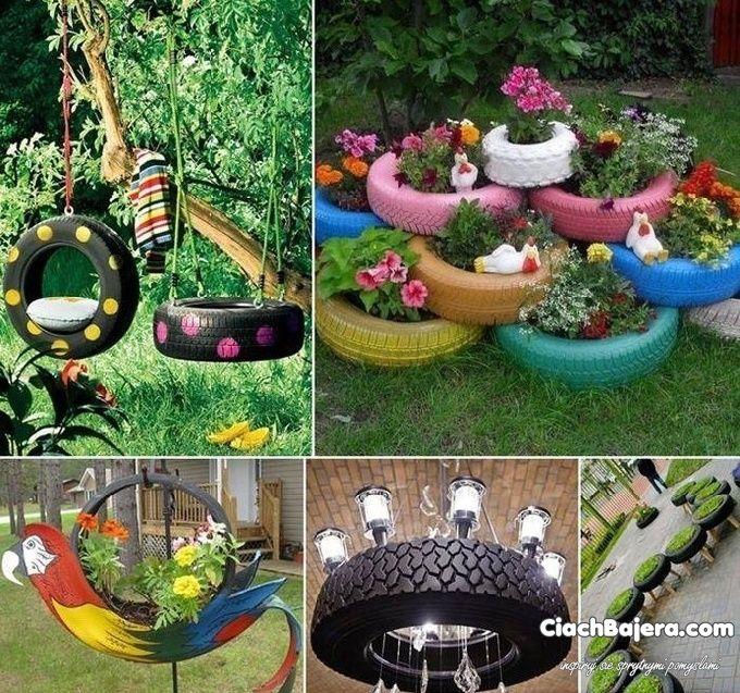 Kilka prostych pomysłów na recykling - Ciach-bajera.pl - Ułatw sobie życie sprytnymi pomysłami