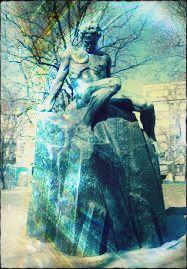August Strindberg. Swedish author 15